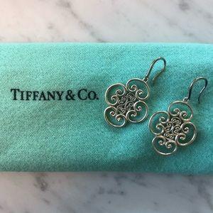 Tiffany & Co Venezia Quadruplo Drop Earrings